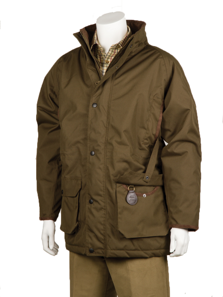 Keeper jacket