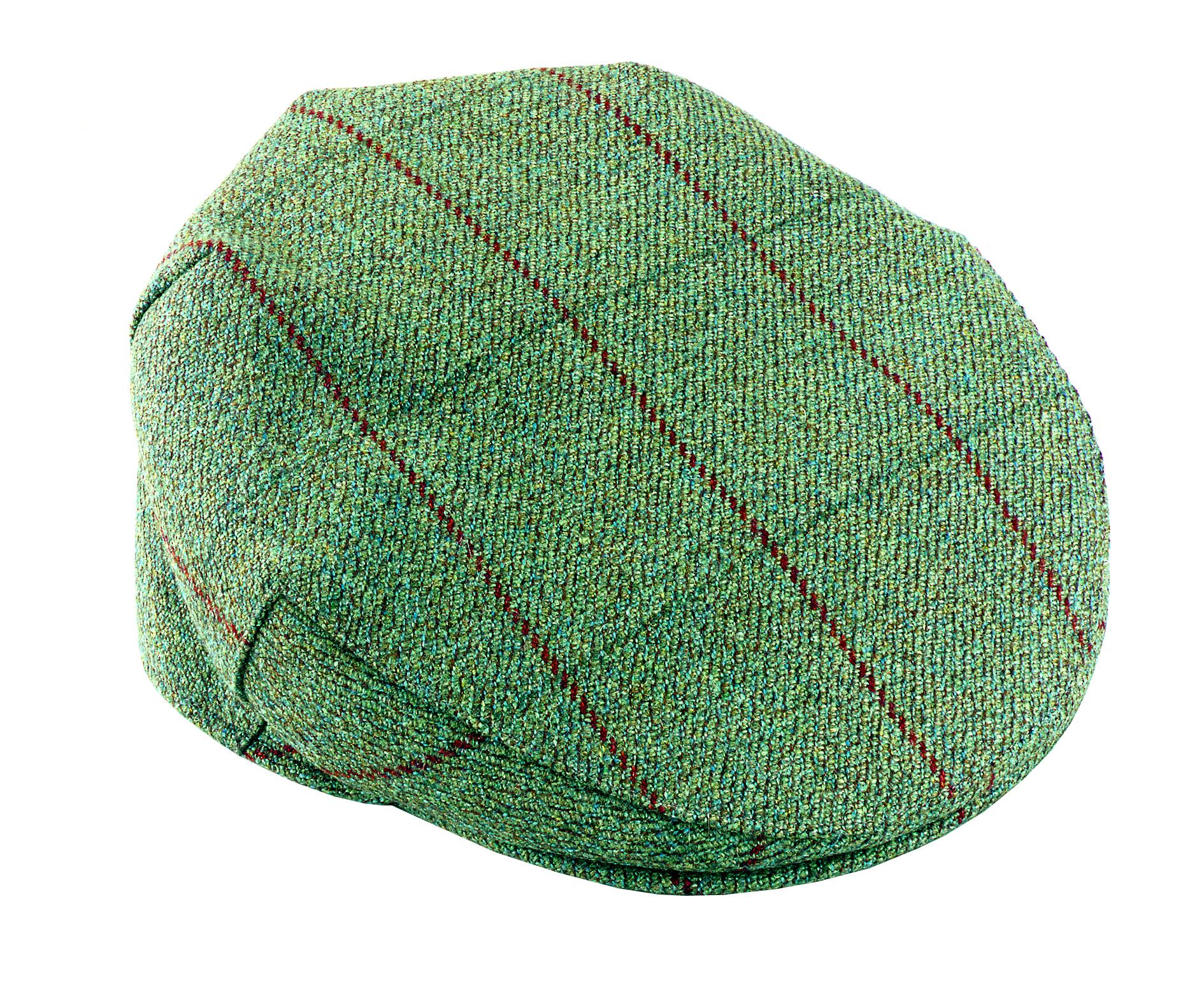 Foxhound tweed cap