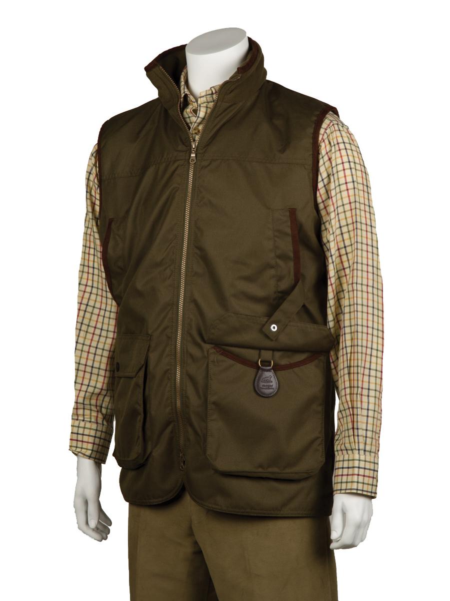 Glen Waterproof Fleece Lined Gilet