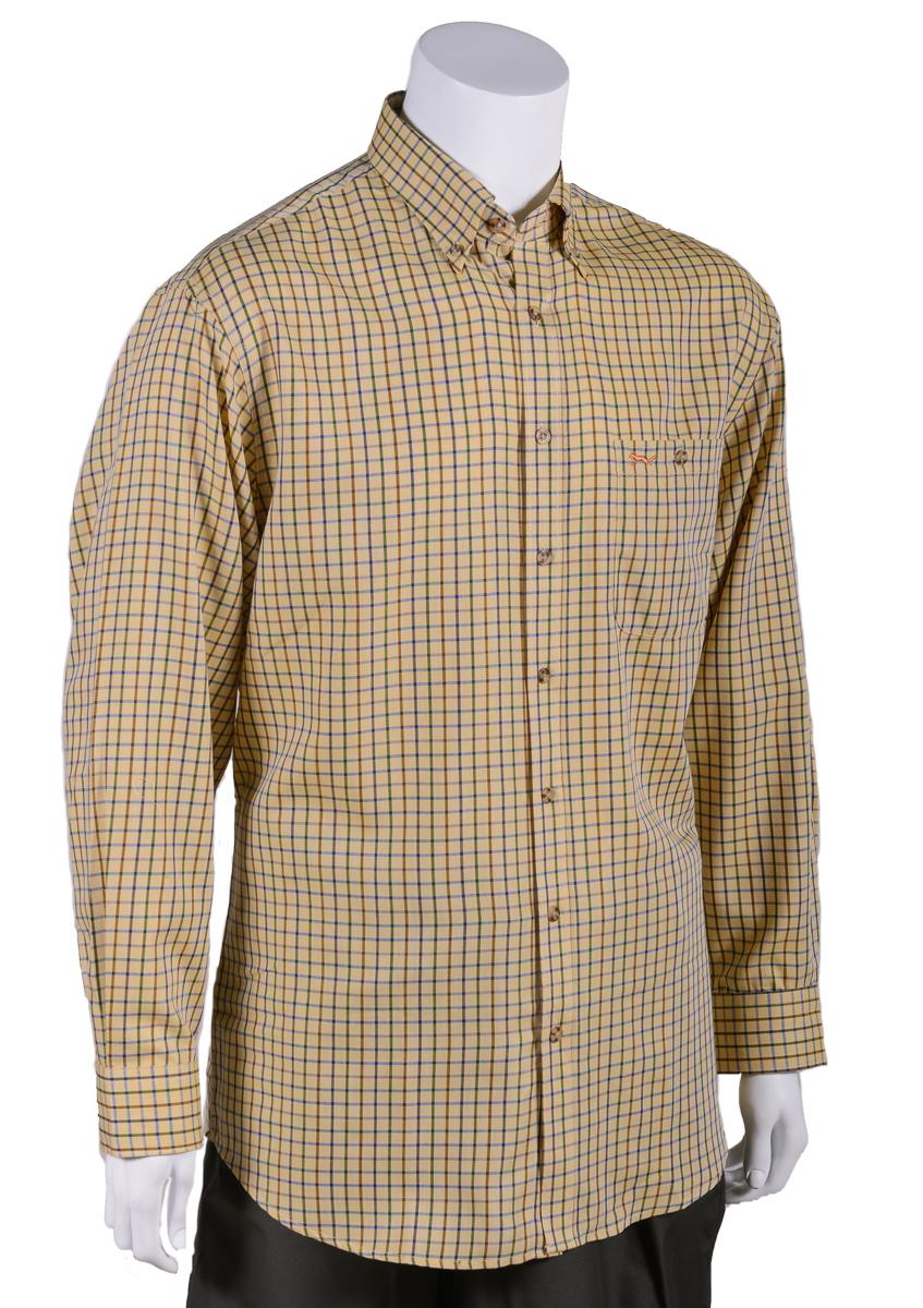 Brora classic country shirt