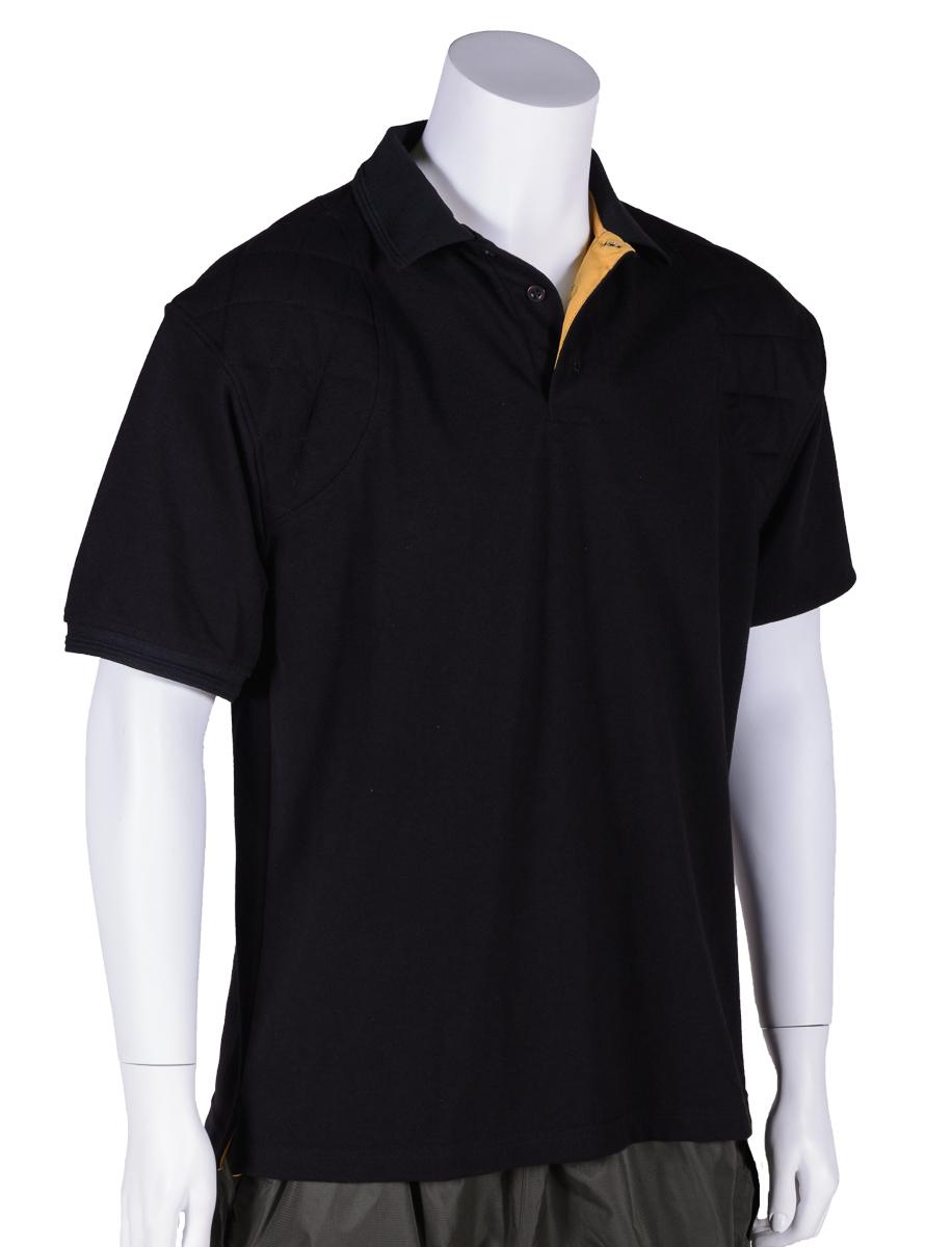 Rispond - gold polo shirt