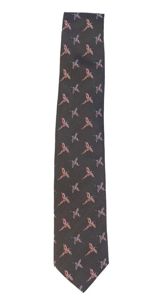 Bonart silk pheasant tie