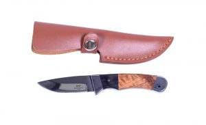 Small Wooden Sheath Knife from Bonart Ltd.